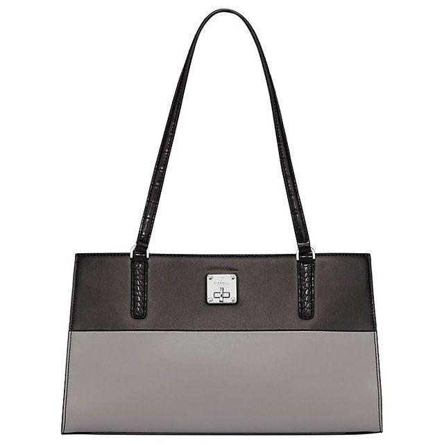 Fiorelli Handbag - Black grey multi - FH8765/37 ARCHER EAST WEST SHOULDER