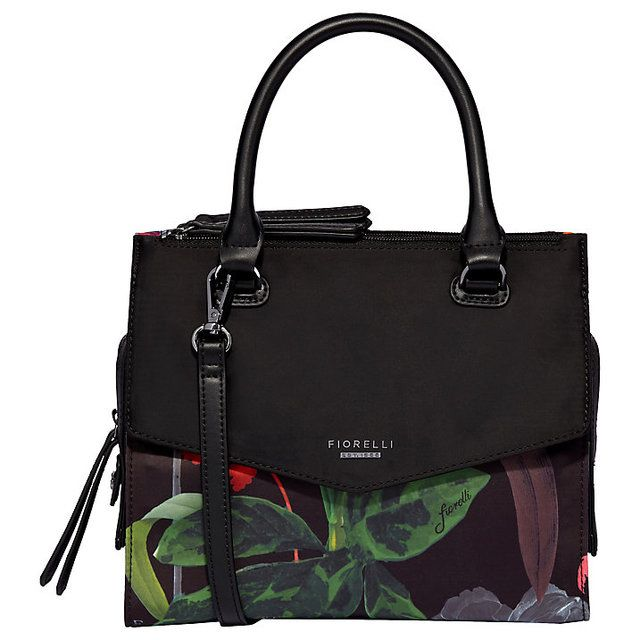 Fiorelli Mia Grab FH8762-30 Black multi handbag