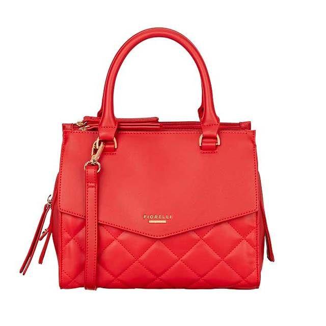 Fiorelli Mia Quilt GH8667-80 Red handbag