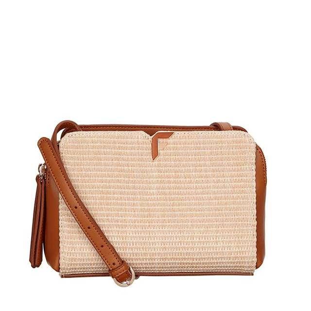Fiorelli Handbag - Tan multi - FH8637/01 SADIE