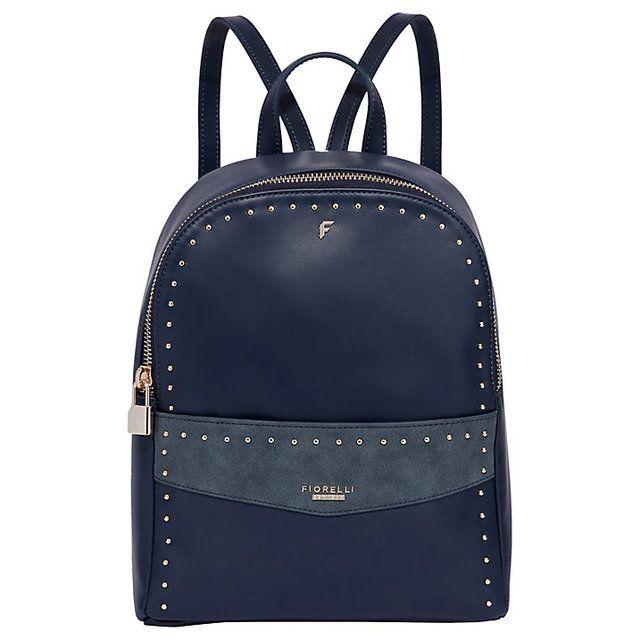 Fiorelli Handbag - Blue multi - FH8767/71 TRENTON