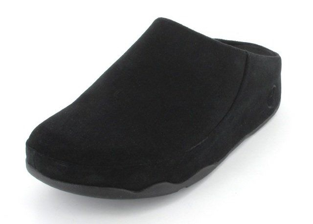FitFlop Gogh Moc 105-200 Black slipper mules