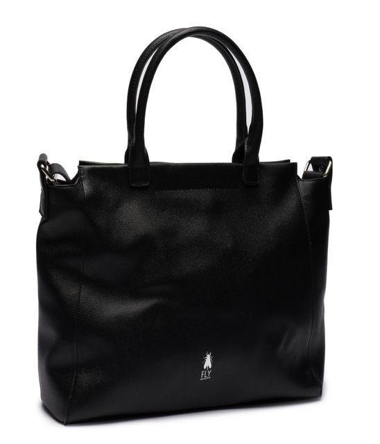 Fly London Handbag - Black - P974684 EZAN