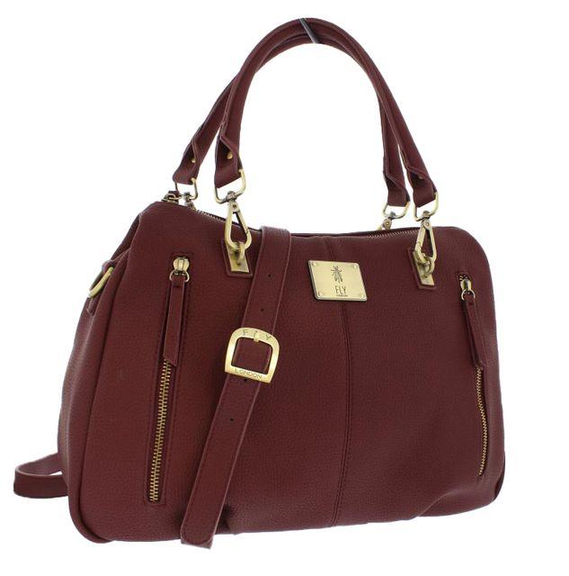 Fly London Sedna P974670-002 Burgundy handbag