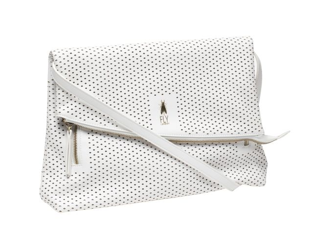 Fly London Handbag - White - P974688 SEKI