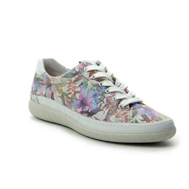 Gabor Amulet 26.458.20 Floral print trainers