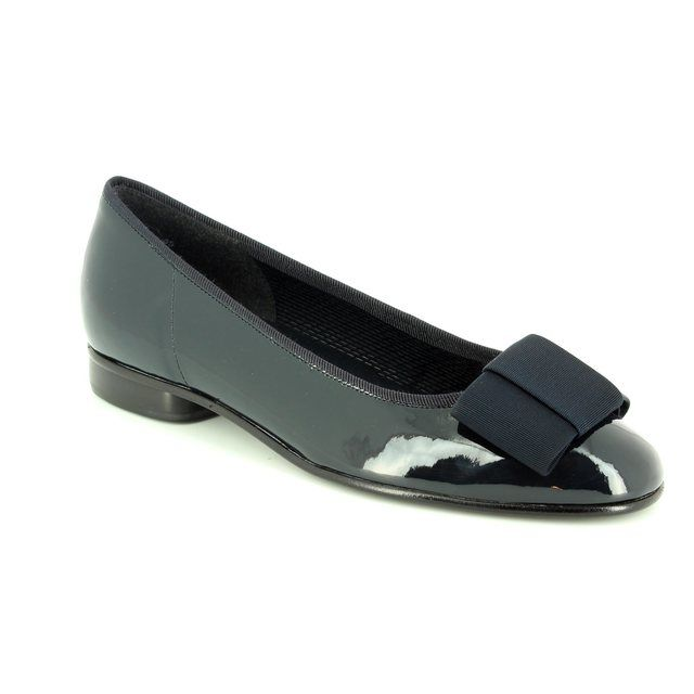 Gabor Pumps - Navy patent - 05.100.96 ASSIST