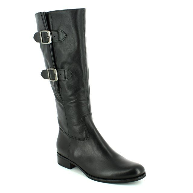 Gabor Knee-high Boots - Black - 71.636.27 ASTORIA