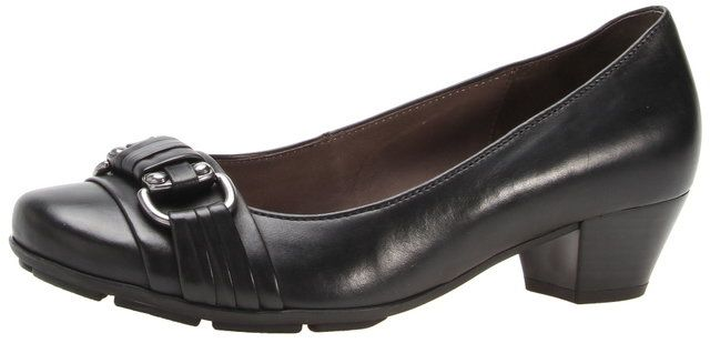 Gabor Bit 75.313.27 Black heeled shoes