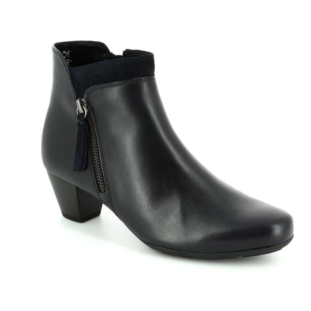 Gabor Ankle Boots - Navy - 72.821.56 BONSOIR