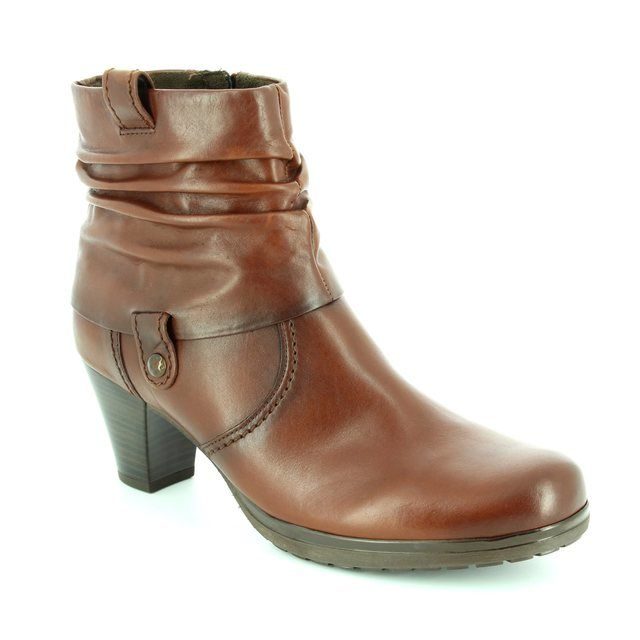 Gabor Ankle Boots - Brown - 36.083.62 COLLAR