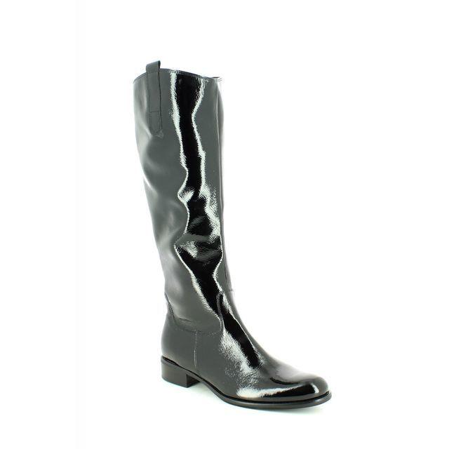 47f20be828e Gabor Brook Med Leg 51.649.36 Navy knee-high boots