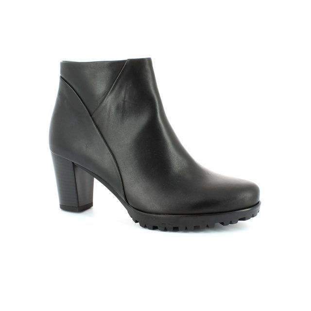 Gabor Calista 32.861.67 Black ankle boots