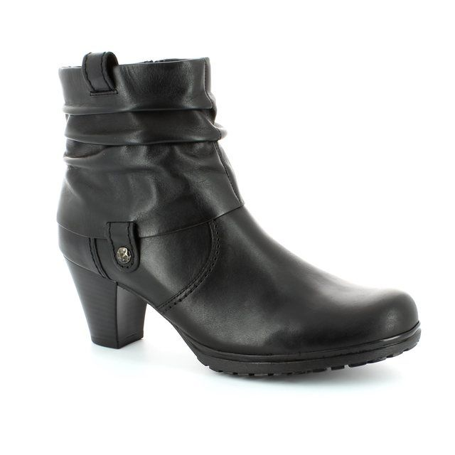 Gabor Ankle Boots - Black - 36.083.57 COLLAR
