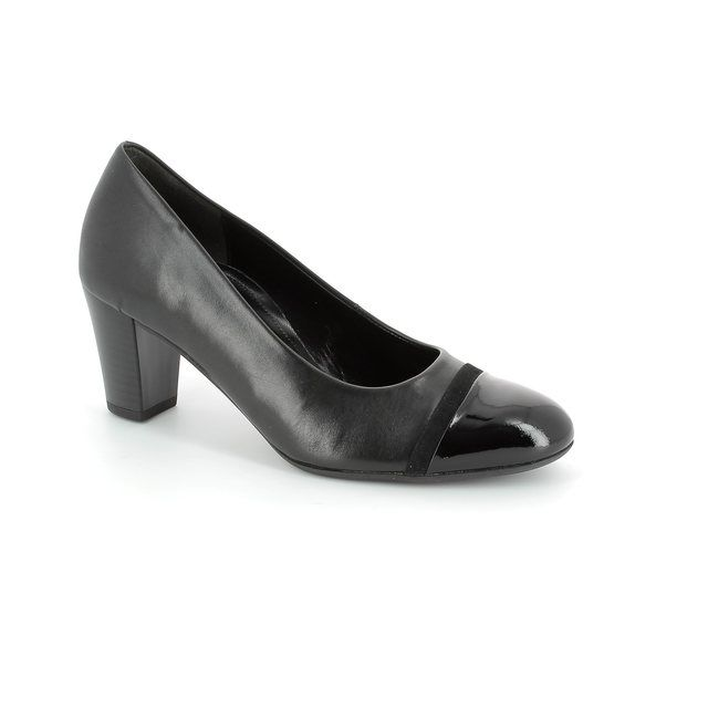 Gabor Heeled Shoes - Black patent - 42.162.57 DEAL