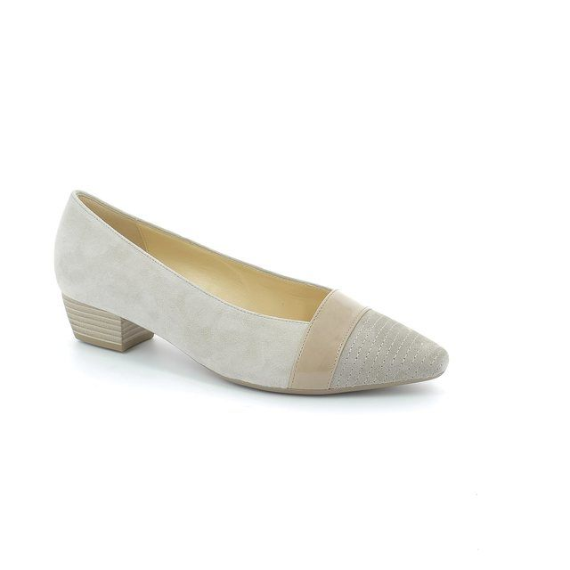 Gabor Exact 45.135.12 Beige heeled shoes