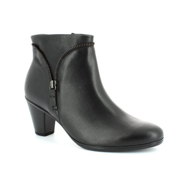 Gabor Golspie 35.614.27 Black ankle boots