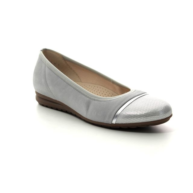 Gabor Pumps - LIGHT GREY SUEDE - 22.622.41 HARLEY