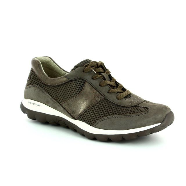Gabor Helen 86.966.28 Taupe multi trainers