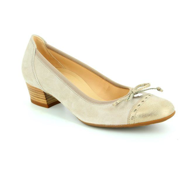Gabor Heeled Shoes - Light taupe multi - 62.203.44 ISLAY