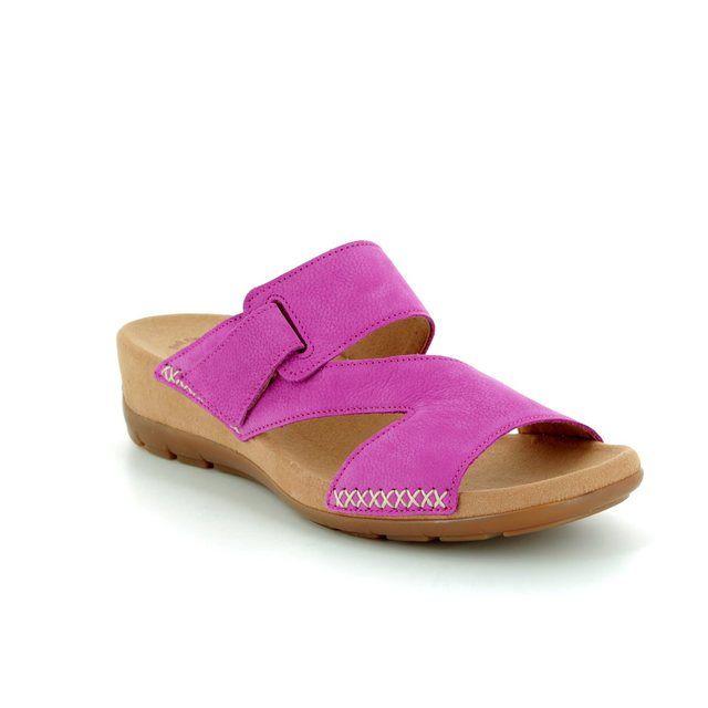 Gabor Sandals - Fuchsia - 83.730.10 KIRBY