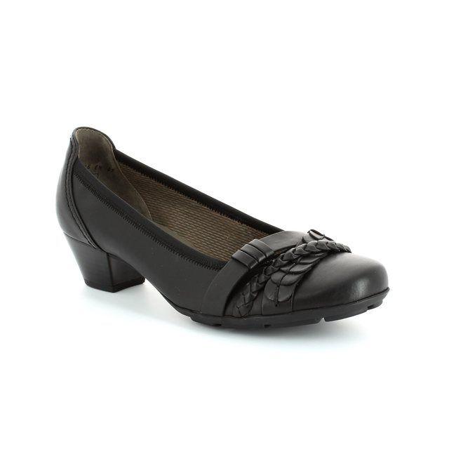 Gabor Heeled Shoes - Black - 35.411.27 KRETAL