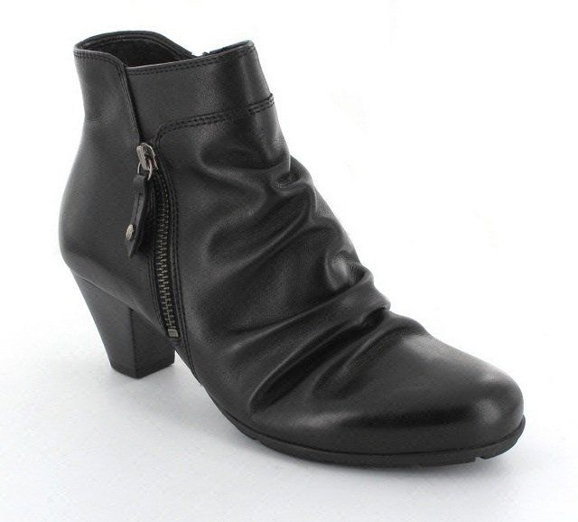 Gabor Lima 95.641.27 Black ankle boots