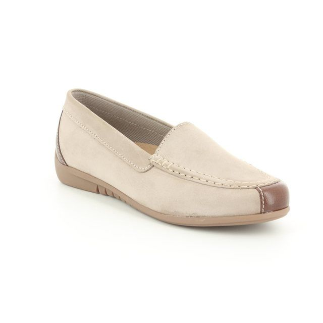 Gabor Loafers - Beige-tan - 83.260.12 LOIS