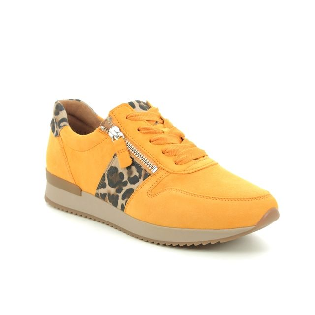 Gabor Trainers - Yellow Nubuck - 43.420.13 LULEA