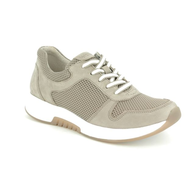 Gabor Mary 26.946.33 Taupe trainers