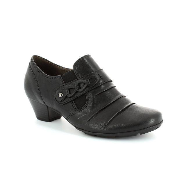 Gabor Milliloop 35.413.57 Black shoe-boots