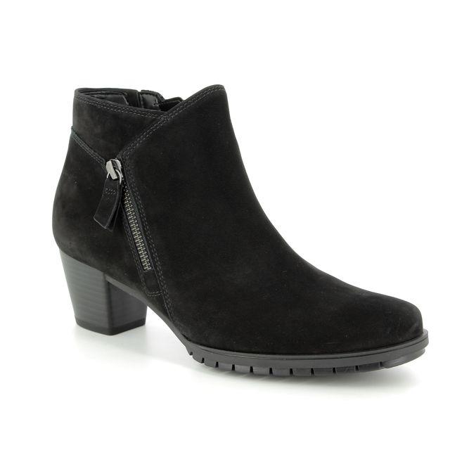 df9e64dfe04 Lotus Cassia Black ankle boots