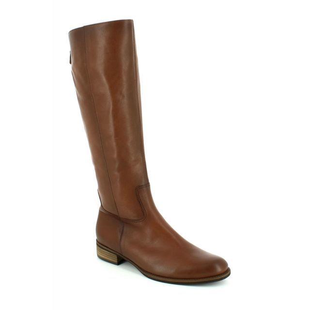 Gabor Knee-high Boots - Tan - 71.645.22 PALMER