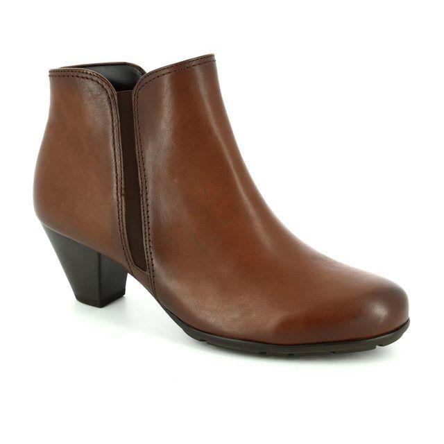 Gabor Paulson 75.645.22 Tan ankle boots