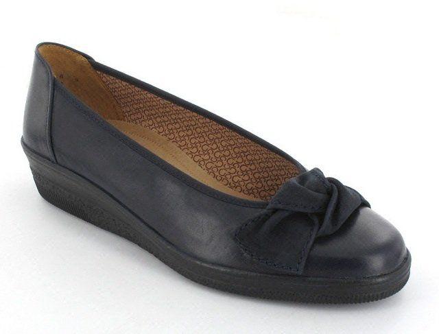 Gabor Pintie 96.403.50 Navy comfort shoes