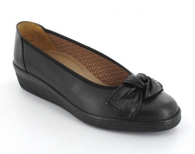 Gabor Pintie 96.403.57 Black comfort shoes