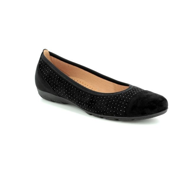 Gabor Pumps - Black - 94.163.47 RICHMOND