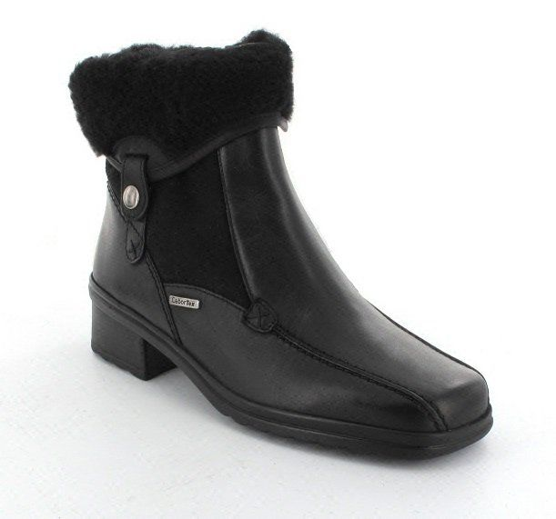 Gabor Ankle Boots - Black - 36.701.57 ROZTEX