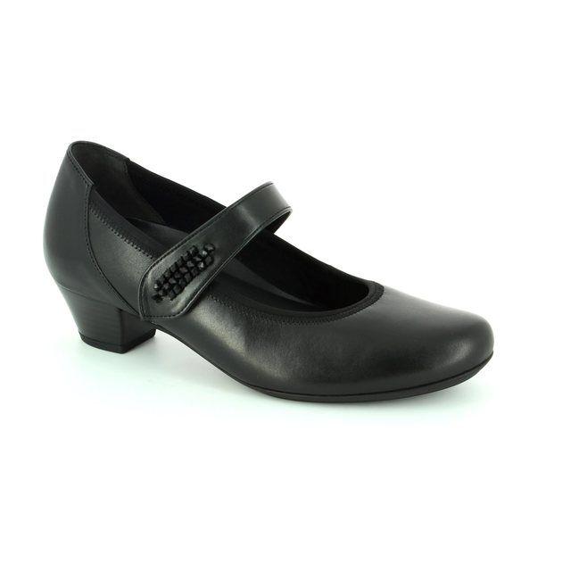 Gabor Sentrope 52.149.57 Black heeled shoes