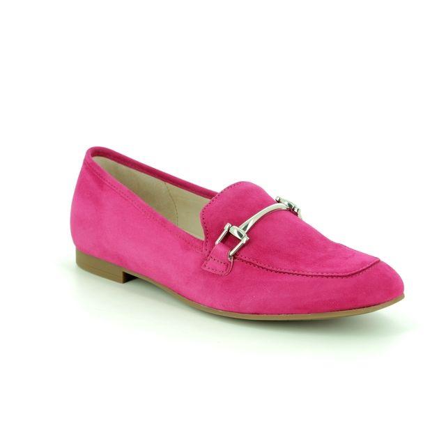 Gabor Serin 24.210.10 Fuchsia loafers