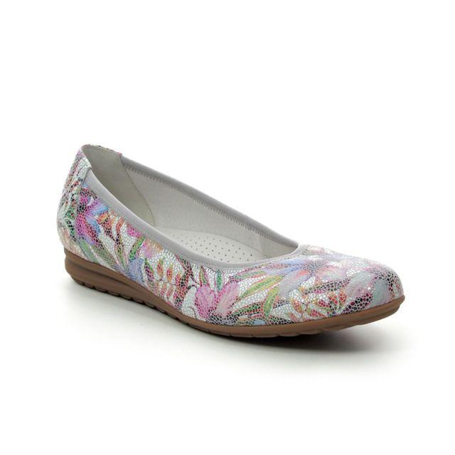 Gabor Pumps And Ballerinas - Floral - 42.620.20 SPLASH
