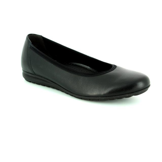 Gabor Splash 62.620.57 Black pumps