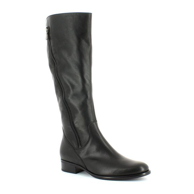 Gabor Standout 31.646.27 Black knee-high boots