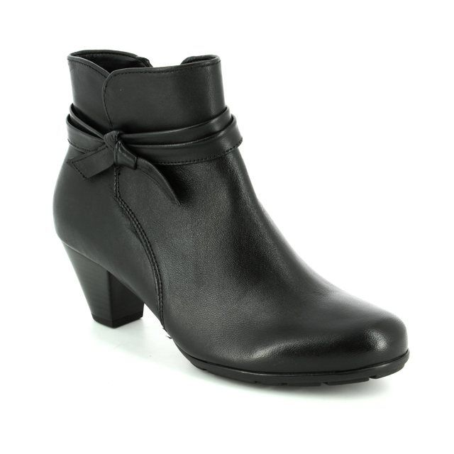 Gabor Tiffey 75.642.27 Black ankle boots