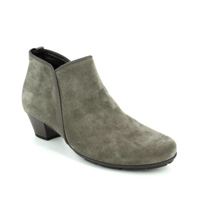 Gabor Ankle Boots - Taupe suede - 75.633.13 TRUDY