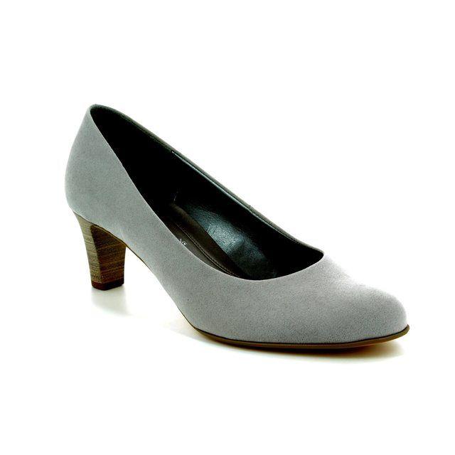 Gabor Heeled Shoes - Light grey - 85.200.39 VESTA 3