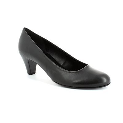 Gabor Heeled Shoes - Black - 35.200.87 VESTA
