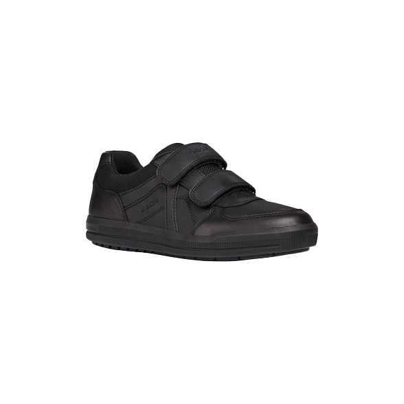 Buy Geox New Savage Boy Black Trainer from Next Luxembourg