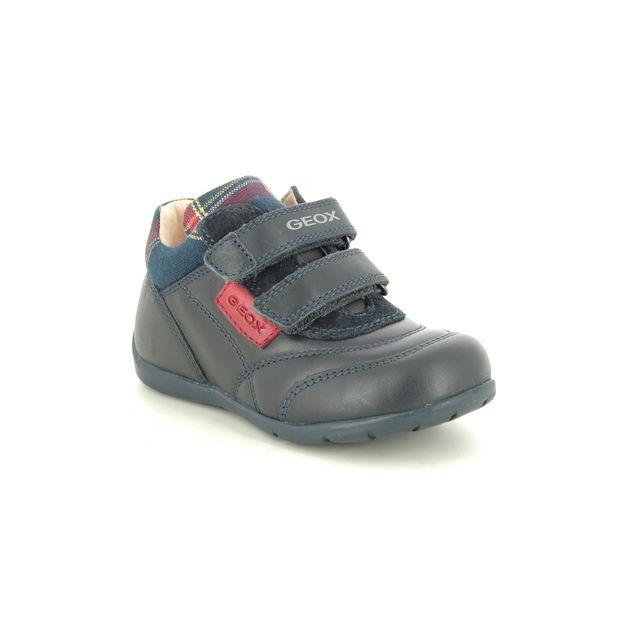 Geox Infant Boys Boots - Navy - B0450A/C4021 KAYTAN