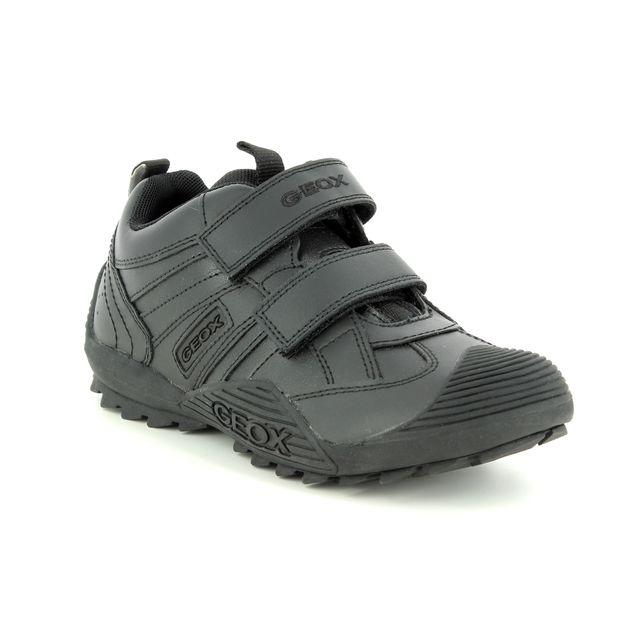 Geox Everyday Shoes - Black - J0324G/C9999 SAVAGE G